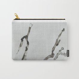 DETERIORATION OF A TWIG Carry-All Pouch