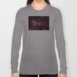 Carina Nebula of the Milky Way Galaxy Long Sleeve T-shirt