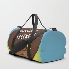 Centering Blackness Duffle Bag