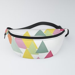 Meandering Forest Fanny Pack