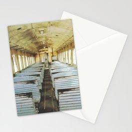 Train Wagon Stationery Cards
