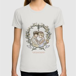 """Illustration from the video of the song by Wilder Adkins, """"When I'm Married"""" (no names on it) T-shirt"""