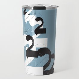 """Alap 28 """"Allap to the 28th Power"""" Travel Mug"""