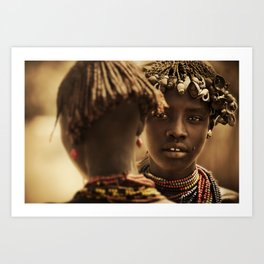 Ethiopia 11 Art Print