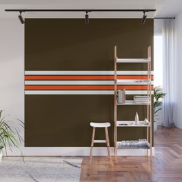 Cleveland Strips Wall Mural