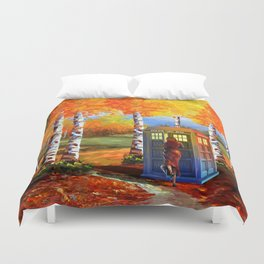 The 13th Doctor who abstract iPhone 4 4s 5 5c 6 7, pillow case, mugs and tshirt Duvet Cover