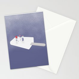 icehockey Stationery Cards
