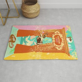 EVERYTHING IS MAGIC Rug