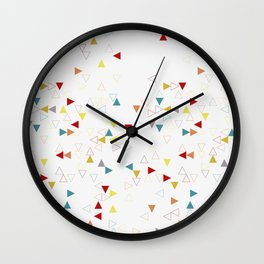 100's and 1000's Wall Clock
