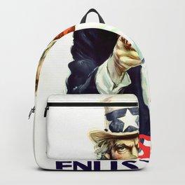 Uncle Sam Backpack
