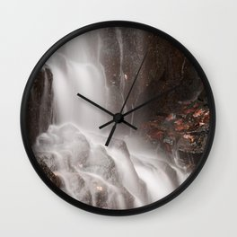 Avalon Dream Falls Wall Clock