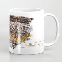 emperor tamarin monkey Coffee Mug