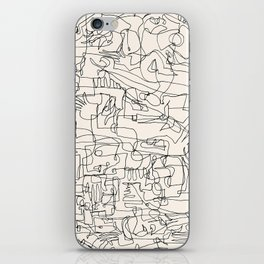 Concentrate iPhone Skin