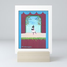 La Ballerine Mini Art Print
