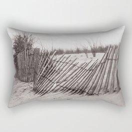Fences at Redhook Rectangular Pillow