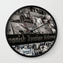 Periodically Wall Clock