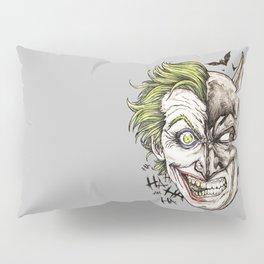 BatJoker Pillow Sham