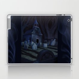 Sleepy Hollow Churchyard Cemetery Laptop & iPad Skin