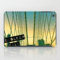 brooklyn iPad Cases featuring Brooklyn by Chris Groelle