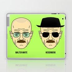 Walter White or Heisenberg? Laptop & iPad Skin