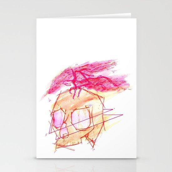 Boneshuck Stationery Cards
