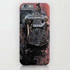 Death's Door in Pink Slim Case iPhone 6s