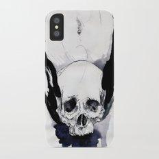 DEATH COOCH iPhone X Slim Case