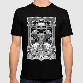 THE POLITICS OF GREED T-shirt