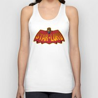 star lord Tank Tops featuring Bat- Star Lord by Buby87