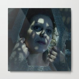 The Doctor's Wife Metal Print