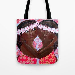 Feeling Loved Tote Bag