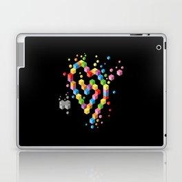 Geek Heart Laptop & iPad Skin