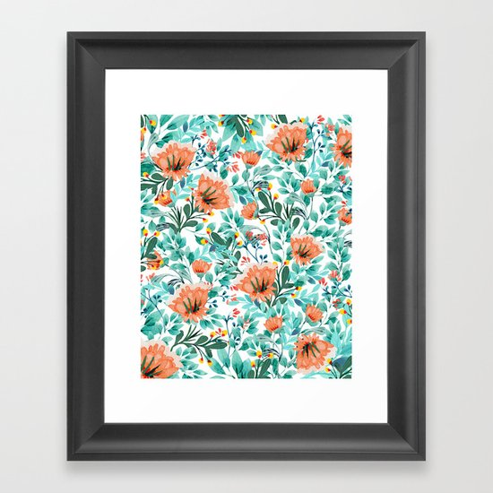 Tangerine Dreams #society6 #decor #buyart by 83oranges
