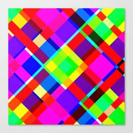 Vibrancy I Canvas Print