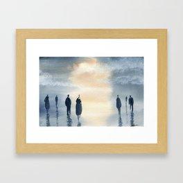 Factorial of Seven! Framed Art Print