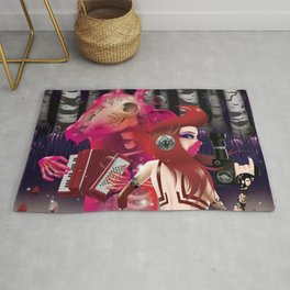 'Showtime' Rug