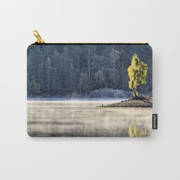 Glen Affric morning mood Carry-All Pouch