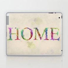 Home Laptop & iPad Skin