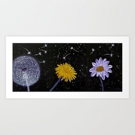 Late Night - Early Spring Art Print