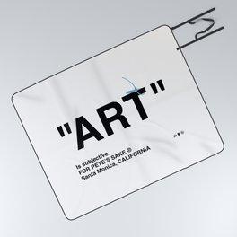 """""""ART"""" Picnic Blanket"""