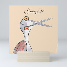 Sharpbill Mini Art Print