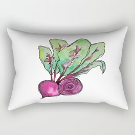 Beets Rectangular Pillow