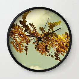 Nature Vintage Wall Clock