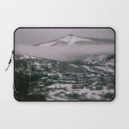 Foggy Blanket Laptop Sleeve