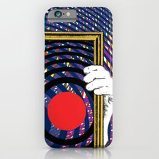 Red dot Slim Case iPhone 6s