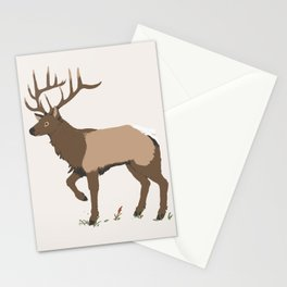 Elk Stationery Cards