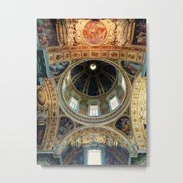 Castro Pretorio - Rome Metal Print