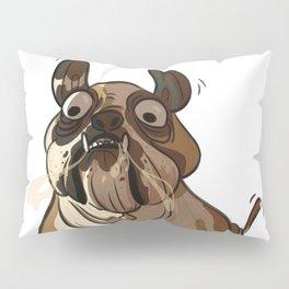 Leone the British bulldog Pillow Sham