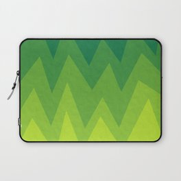 Green Summer Forest Laptop Sleeve