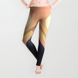 The Sun Rises Leggings